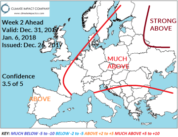 c9ca164959 Comment  The mild pattern continues into the New Year with MUCH to STRONG  ABOVE normal anomalous warmth across most of Europe and certainly Western  Russia.
