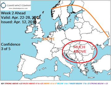 ff35ccf48e Comment  A warm pattern across most of Europe especially southeast  portions. Models vary on rainfall for west central Europe which could be  heavier than ...